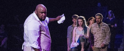 Photo Flash: First Look at RED ASH MOSAIC at Cleveland Public Theatre