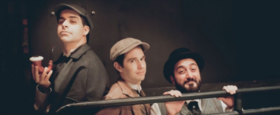 BWW Review: THE HOUND OF THE BASKERVILLES at Whippoorwill Theater