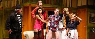 Review: NOISES OFF at Connecticut Repertory Theatre