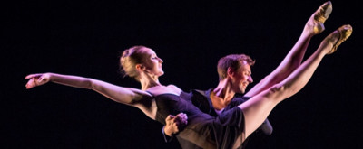 BWW Feature: TWYLA THARP DANCE at Ruby Diamond
