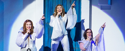 BWW Review: MAMMA MIA Says Farewell at Saenger Theatre