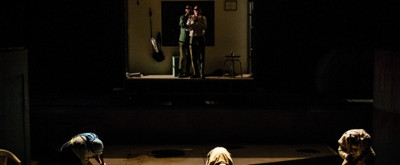 BWW Review: Timely New Play PETROL STATION Premieres at Kennedy Center