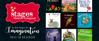 THE HOBBIT, CRENSHAW, MADAGASCAR - A MUSICAL ADVENTURE JR. and More Set for Stages Theatre Company's 2017-18 Season