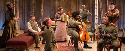 BWW Review: THREE SISTERS AND NO SISTERS  at Studio Theatre