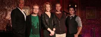 BWW TV: Kate Baldwin, Jarrod Spector & More Show What They've Got at Feinstein's/54 Below!