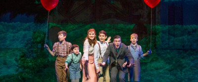 BWW Preview: FINDING NEVERLAND Set to Land at Fox Cities P.A.C., 4/17-4/22