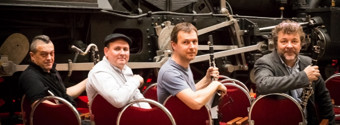 BWW Review: The Clarinet Factory Performs at Prague Spring Festival