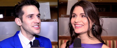 BWW TV: The Time Is Still Right! Go Inside Opening Night of AMELIE