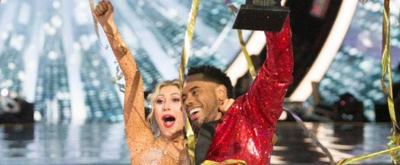 Rashad Jennings & Emma Slater Crowned DANCING WITH THE STARS Season 24 Champions