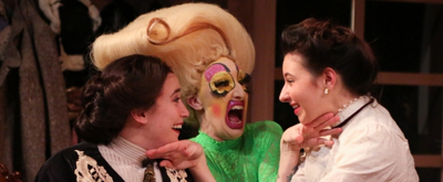 Review: WET's CHERDONNA'S DOLL'S HOUSE Beats the Joke to Death then Quits