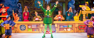 BWW Review: ELF - THE MUSICAL Jingles into OC's Segerstrom Center