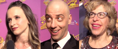 BWW TV: The Candy Men (and Women) of CHARLIE AND THE CHOCOLATE FACTORY Celebrate a Wonkafied Opening Night!