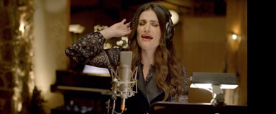 VIDEO: She's Our Hero! Watch Idina Menzel Perform 'Wind Beneath My Wings' from Lifetime's BEACHES