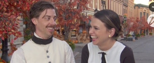 VIDEO: First Look - Sutton Foster & Christian Borle in Netflix's GILMORE GIRLS