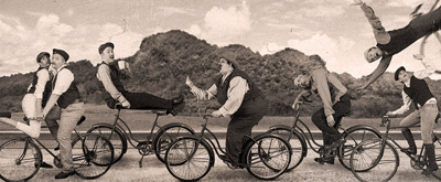 BWW Review: THE GREAT BIKE RACE at Theatre On The Square