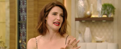 VIDEO: Cobie Smulders Talks 'High Brow' British Accent in Broadway's PRESENT LAUGHTER