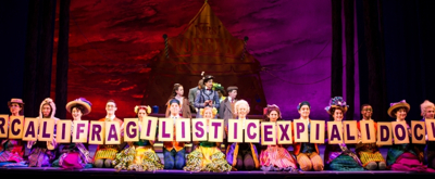 Photo Flash: Disney's MARY POPPINS Flies Into Paper Mill Playhouse