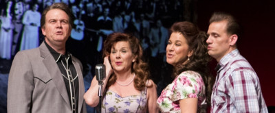 BWW Review: RING OF FIRE Pays Tribute to a Legend