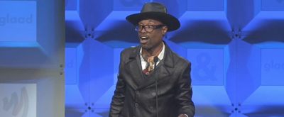 VIDEO: Billy Porter Sings, Speaks Out at GLAAD Media Awards