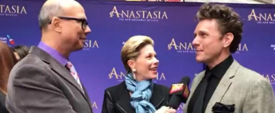 Red Carpet Roundup: BWW Hits the Festivities at Opening Night of ANASTASIA on Broadway