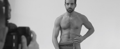 VIDEO: Strip Down Behind the Scenes of the Broadway Bares Photo Shoot!