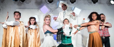Photo Flash: First Look at HOLY CRAP, Opening Tonight at King's Head Theatre