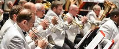 Stirring Marches, Band Classics and Popular Tunes. Strike Up The McCallum Theatre Band!
