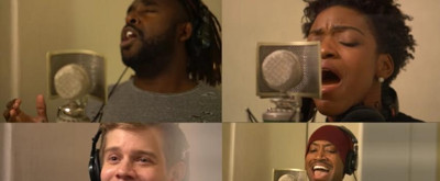 VIDEO: 10 Broadway Stars Join Forces To Record 'America The Beautiful'