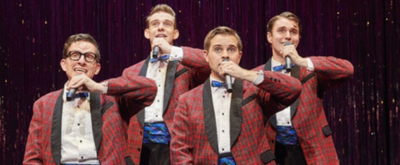 """BWW Review: """"Forever Plaid,"""" a pleasant Jukebox musical @ Great Lakes Theater"""