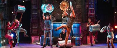 BWW Review: STOMP Smashes Through The Hippodrome