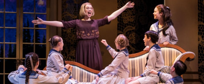 Photo Flash: First Look at Charlotte Maltby as 'Maria' in THE SOUND OF MUSIC National Tour