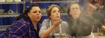 BWW TV: Sugar, Butter, Flour... Watch Jessie Muller & More Performing WAITRESS' 'Soft Place to Land'!