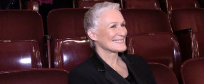 BWW TV: Norma's Back! Glenn Close & Company Get Ready to Bring SUNSET BOULEVARD Back to Broadway