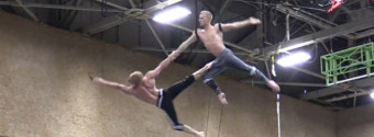 BWW TV: What Does It Take to Be in Cirque du Soleil? Find Out In Rehearsals for Broadway-Bound PARAMOUR!
