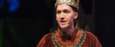 Review: RICHARD II at Kentucky Shakespeare