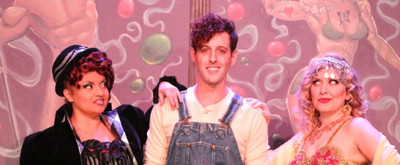 Photo Flash: PIPPIN Opens at the Woodlawn Theatre in San Antonio