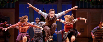 BWW Interview: Drew Redington's 'Holiday Break' on Broadway
