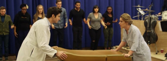 BWW TV: Jessie Mueller & Drew Gehling Get a 'Bad Idea' in WAITRESS Rehearsals; Watch the Full Song!