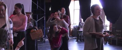 VIDEO Blog: Keelin O'Hara - Inside Rehearsals of CCPA's BEAUTY AND THE BEAST