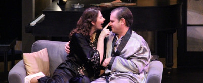 BWW Reviews: Theatre Tallahassee's PRIVATE LIVES Witty, Romantic Fun