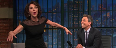 VIDEO: Andrea Martin Busts Out Original Lin-Manuel Miranda Rap Written for Her Iconic SCTV Character