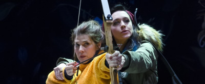 BWW TV: See Marisa Tomei, Lena Hall and More in Highlights from LCT's HOW TO TRANSCEND A HAPPY MARRIAGE