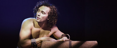 Photo Flash: Tim Wessel Proves 'Any Dream Will Do' in 'JOSEPH' at Beef & Boards