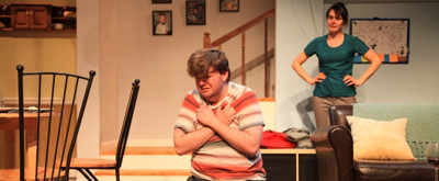 Photo Flash: First Look at Interrobang Theatre Project's FALLING