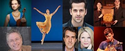 Renee Elise Goldsberry, Alan Menken, Jason Robert Brown & Kelli O'Hara and More Slated for BYU's 2017-18 BRAVO! Season