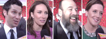 BWW TV: Randy Rainbow is on the Rosy Red Carpet of the 70th Annual Tony Awards!