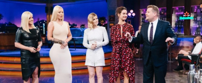 VIDEO: Iggy Azalea, Jane Krakowski, Kate Mara Take the 'Flinch' Challenge