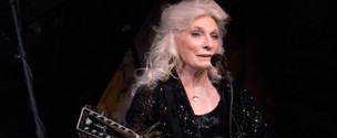 Judy Collins (with Special Guest Ari Hest) Offers a Timeless Show at Café Carlyle