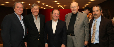 Photo Flash: First Look at Joseph B. Forbes Honor at Purchase College
