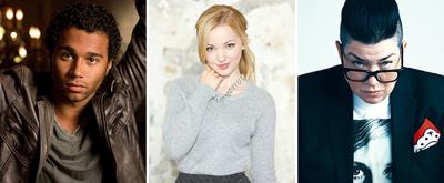 Here They Go Again! Corbin Bleu, Dove Cameron and Lea DeLaria Join MAMMA MIA! at the Hollywood Bowl